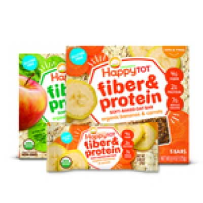 HappyTot Fiber & Protein Bars