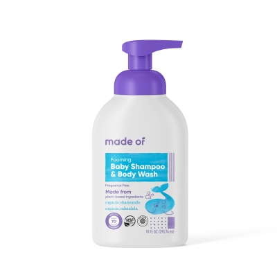 MADE OF Foaming Organic Hand Soap