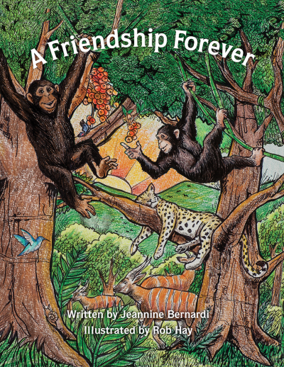 Book-A Friendship Forever