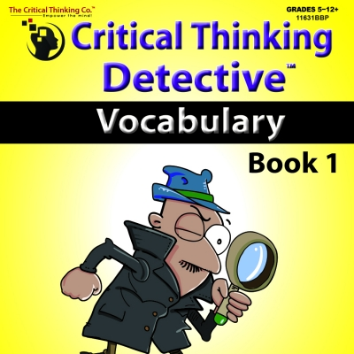Critical Thinking Detective-- Vocabulary