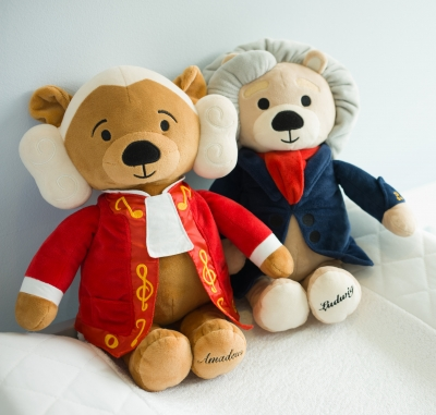 Virtuoso Bears (available in Amadeus and Ludwig)