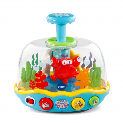 Learn & Spin Aquarium