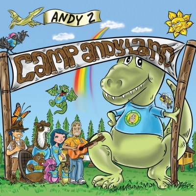 Camp Andyland by Andy Z