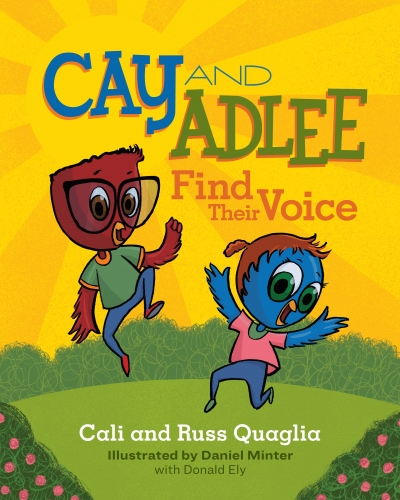 Cay and Adlee Find Their Voice