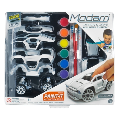 Modarri S2 Paint-It Auto Design Studio