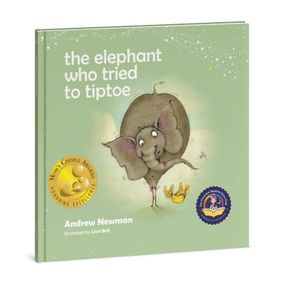 THE ELEPHANT WHO TRIED TO TIPTOE