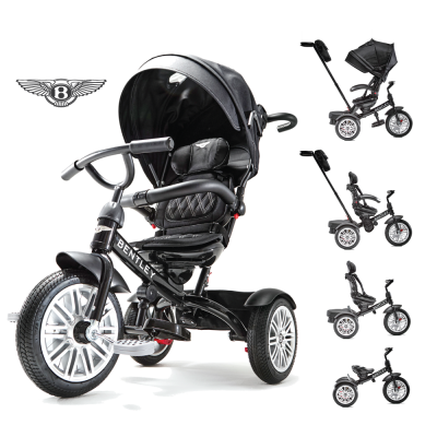 The Bentley 6-In-1 Convertible Stroller/Trike