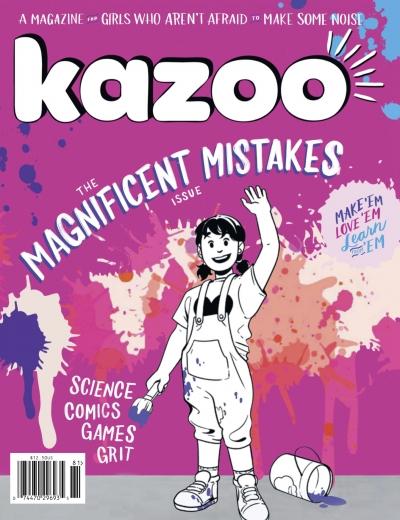 Kazoo magazine