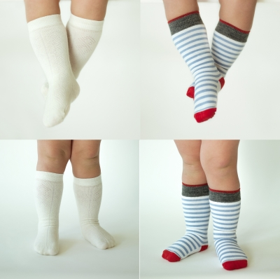 Merino Wool Knee High Socks made in New Zealand
