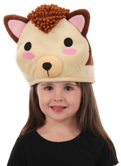 QuirkyKawaii Hats - Hedgehog