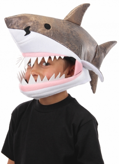 elope Great White Shark - Jawesome Hat