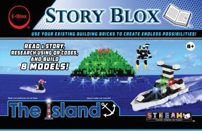 E-Blox Stories - The Island