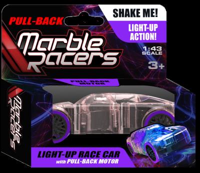 Pullback Marble Racer