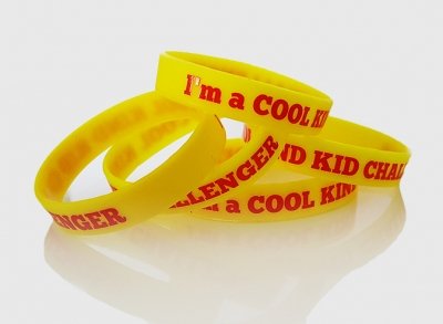 Cool Kind Kid Challenger Wrist Bands