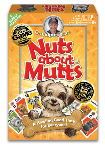 Grandpa Beck's Nuts about Mutts