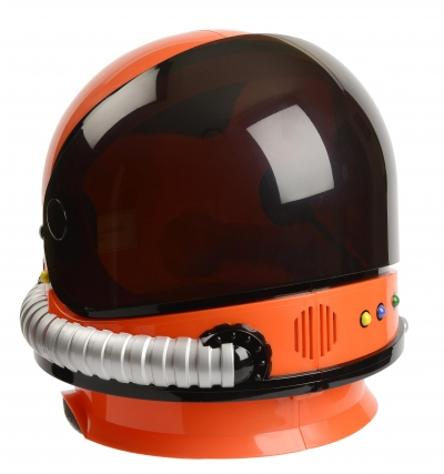 Jr. Astronaut Helmet w/Sound in Orange