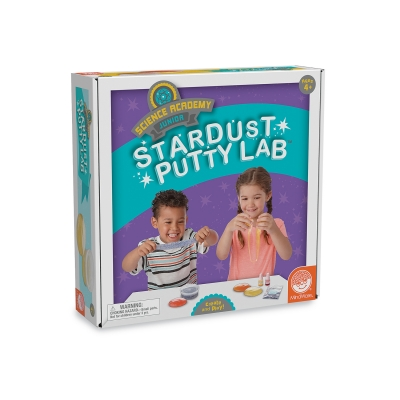 Science Academy Junior: Stardust Putty Lab