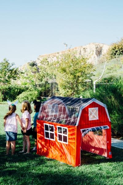Barnyard Playhouse Item 60810