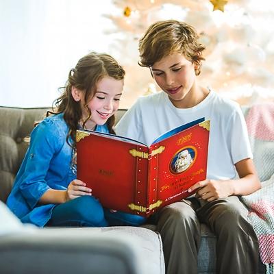 Portable North Pole  Twenty - Four Sleeps Until Santa Book