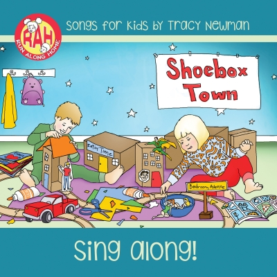 Shoebox Town CD