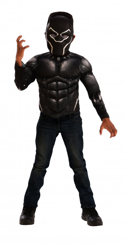 Black Panther Muscle Chest Box Set