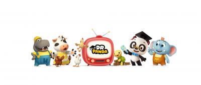 Dr. Panda Town Series (app)