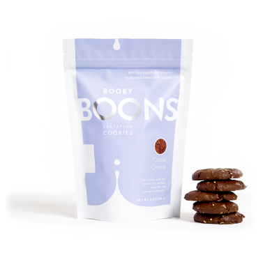 Booby Boons Probiotic Lactation Cookies- Cranberry Crunch