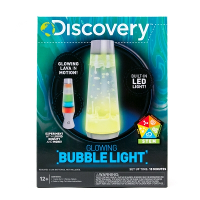 Discovery Glowing Bubble Light