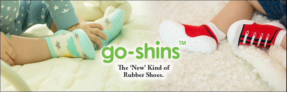 Go-shins: The 'New' Kind of Rubber Shoes