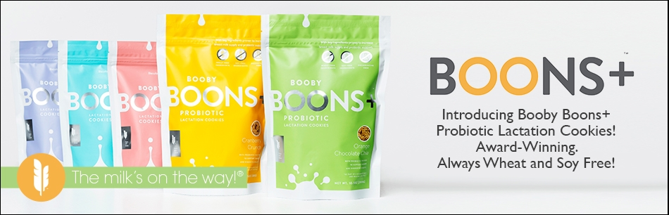 Boons+ Probiotic by Stork and Dove