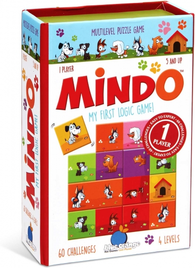 Mindo: Puppy Edition