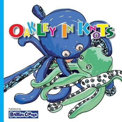 Oakley in Knots hard cover book