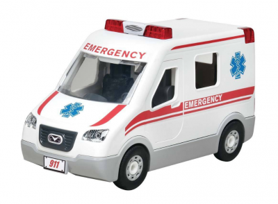 Revell Junior Kit Ambulance