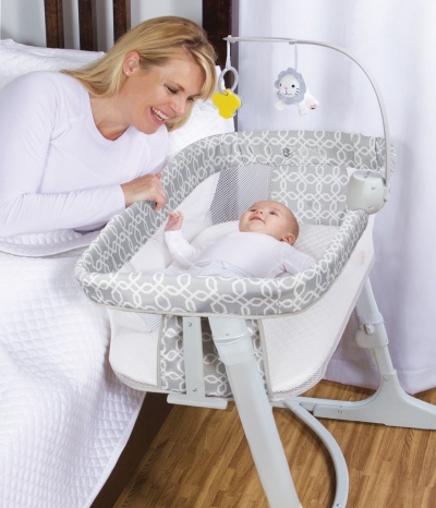 Arm's Reach  Co-Sleeper Versatile Bassinet