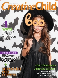 Creative Child Magazine Cover