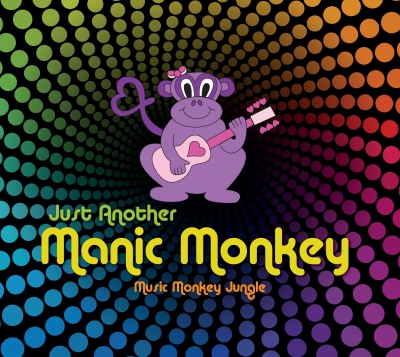 Just Another Manic Monkey CD