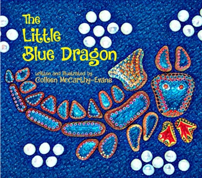 The Little Blue Dragon