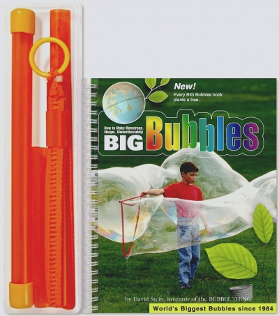 How To Make Monstrous Huge Unbelievably BIG Bubbles