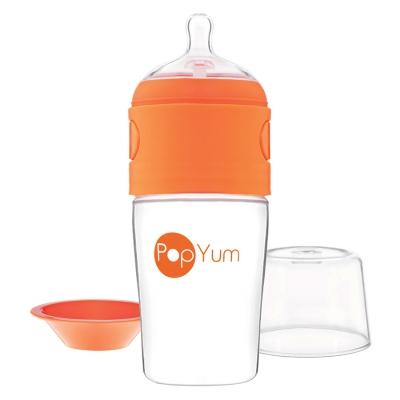 9oz PopYum Anti-Colic Formula Making Baby Bottle
