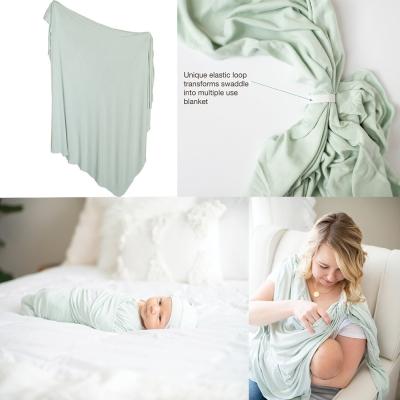 MEMEENO Swaddloop Blanket