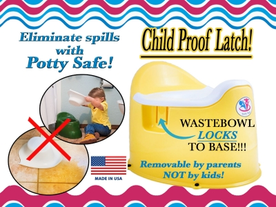 Potty Safe