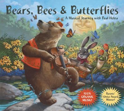 Bears, Bees & Butterflies