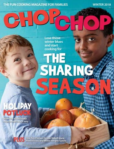 ChopChop Magazine: The Fun Cooking Magazine for Families