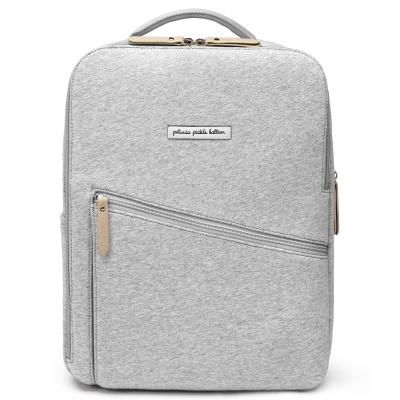 Work + Play Backpack in Grey Neoprene