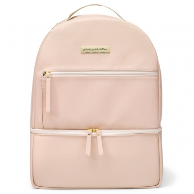Axis Backpack in Blush Leatherette