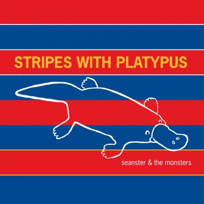 Seanster and the Monsters - Stripes with Platypus