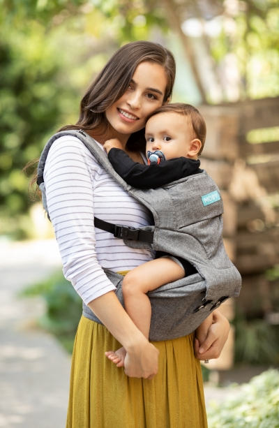 2-in-1 Carrier + Hipseat ?