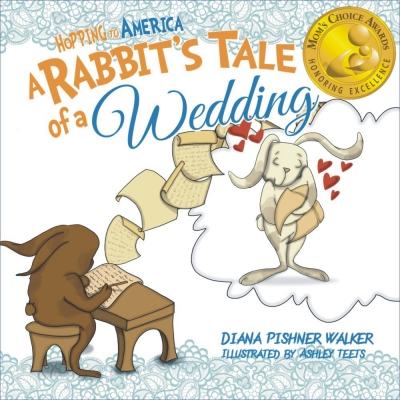 Hopping to America: A Rabbit's Tale of A Wedding