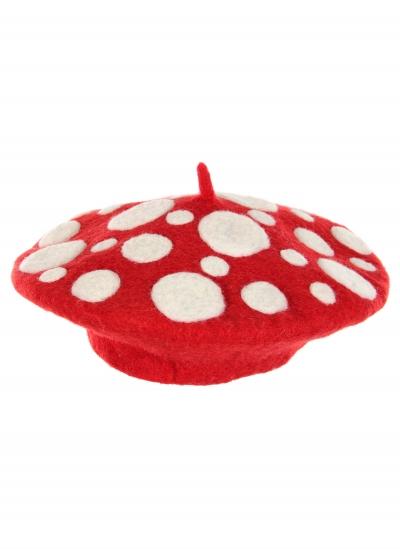elope Mushroom Heartfelted Hat