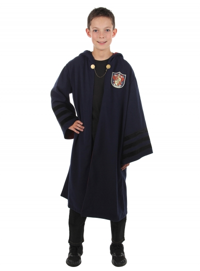 1920's Hogwarts Gryffindor Robe - Kids One Size